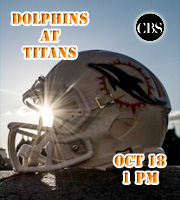 Week 6: Dolphins at Titans