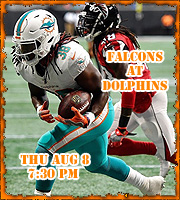 2019 Preseason Game 1: Falcons at Dolphins