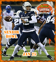 Senior Bowl - Jan 25, 2020.